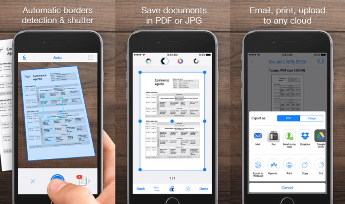 Best scanning apps for iOS in 2020
